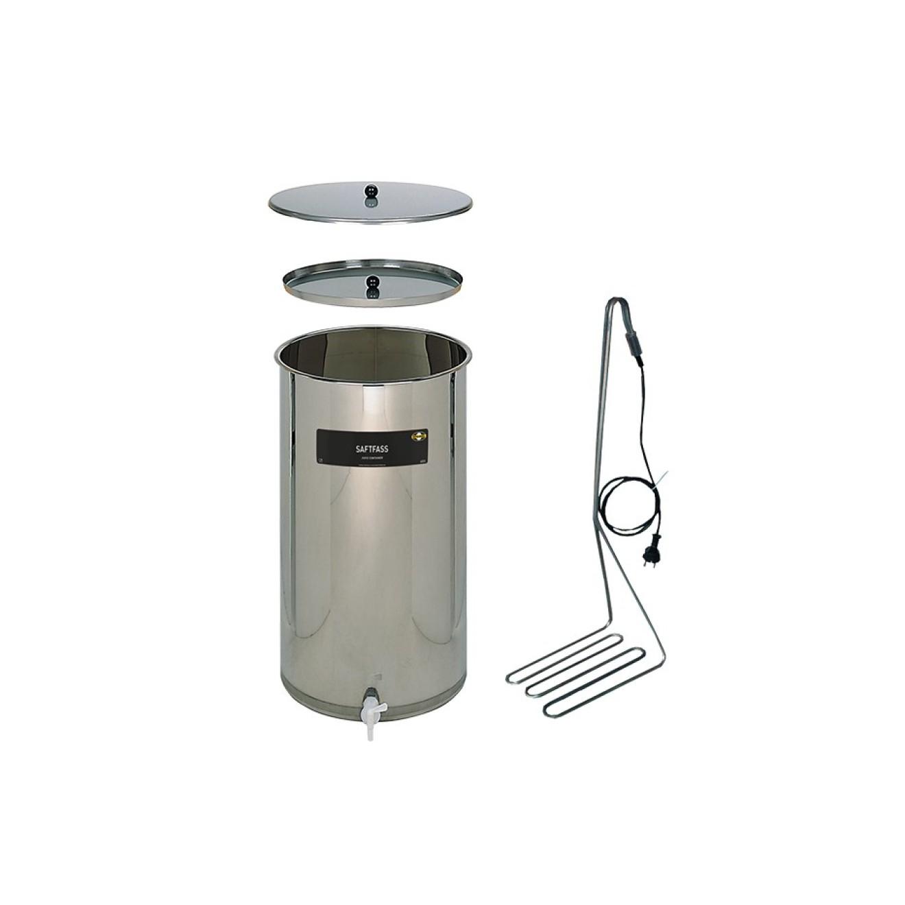 cuve r sistance 170 l jus chauffe eau pour rin age dr che. Black Bedroom Furniture Sets. Home Design Ideas