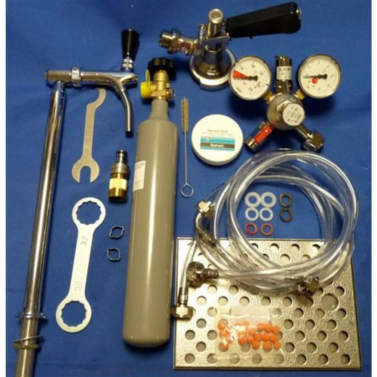 Tireuse Pompe 193 Biere Complete Kit Special Frigo Neuf