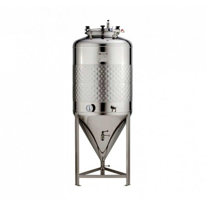 Cuve a Pression FD ZKG 1,2 Bar 625 L + Manchette d'Isolation